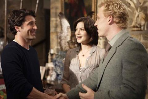 Patrick Dempsey Paula Janes Best In Romantic Comedies